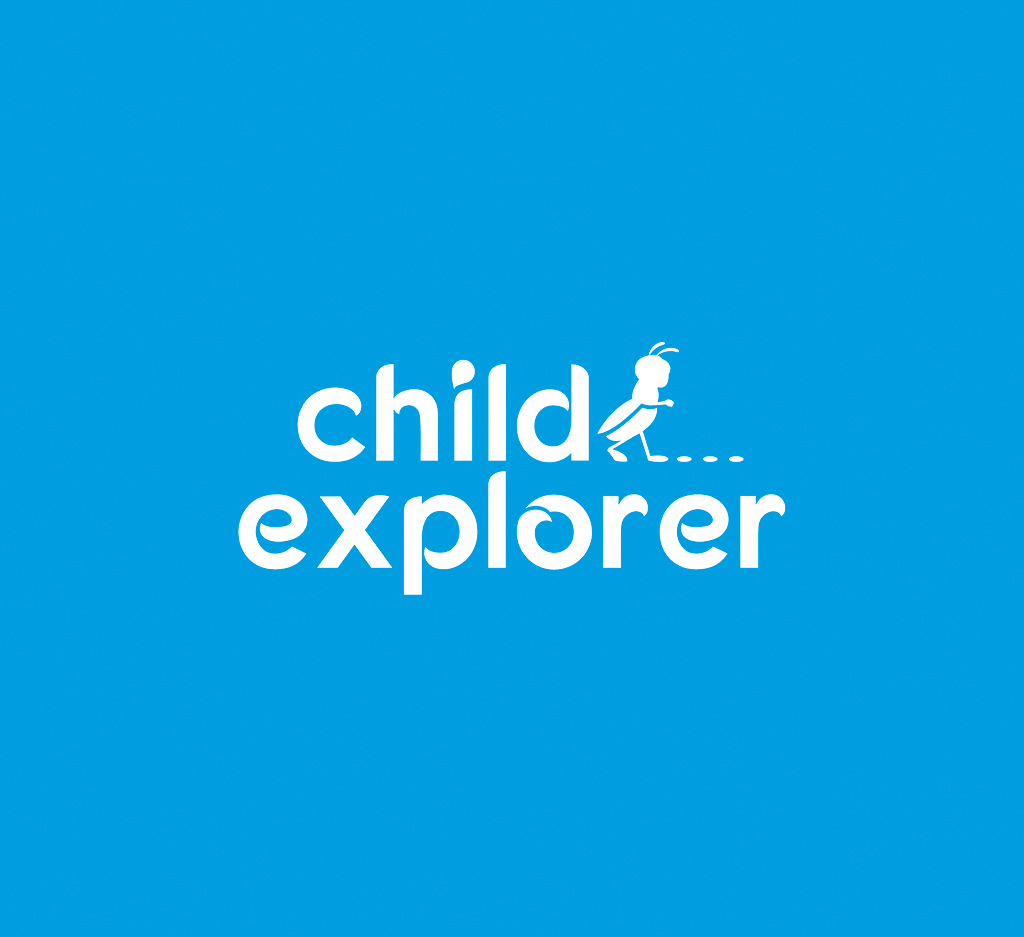 design Logo Child explorer