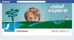 design child explorer pagina facebook