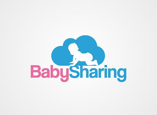 logo baby sharing